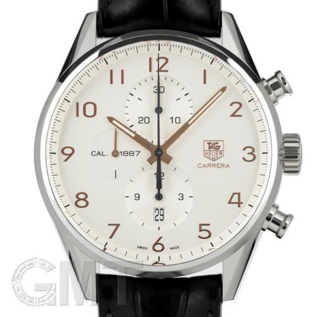 タグホイヤー カレラ クロノグラフ CAR2012.FC6236 TAG HEUER 未使用品 メンズ  腕時計  送料無料  未使用品