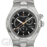 ヴァシュロンコンスタンタン オーヴァーシーズ デュアルタイム 銀座ブティック限定 47450/B01A-9800 VACHERON CONSTANTIN 中古 メンズ  腕時計  送料無料