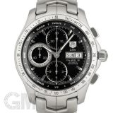 タグ・ホイヤー リンク クロノグラフ デイデイト CJF211A.BA0594 TAG HEUER 中古 メンズ  腕時計  送料無料