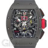 リシャール ミル オートマチック RM011 フェリッペ・マッサ AK-Ti RICHARD MILLE 中古 メンズ  腕時計  送料無料
