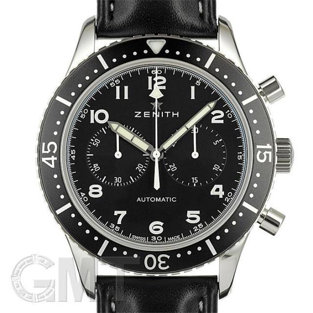 ゼニス エル・プリメロ クロノメトロ TIPO CP-2 03.2240.4069/21.C774 ZENITH 中古 メンズ  腕時計  送料無料  世界1000本限定