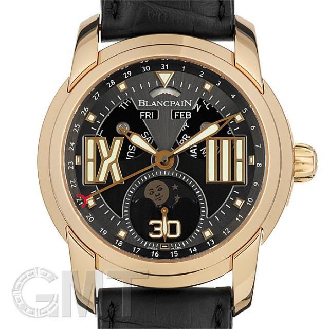 ブランパン エボリューション ムーンフェイズ 8デイズ 8866-3630-53B BLANCPAIN 中古 メンズ  腕時計  送料無料