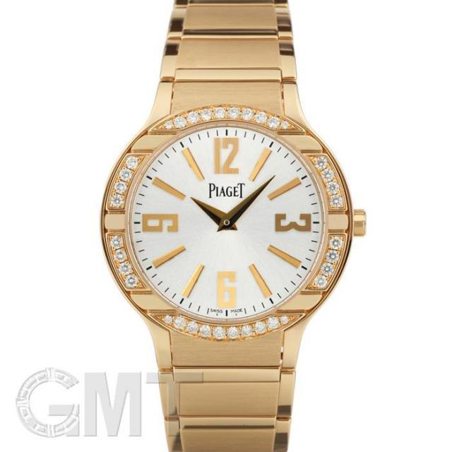 ピアジェ ポロ ピンクゴールド ベゼルダイヤ G0A36031 PIAGET 中古 レディース  腕時計  送料無料