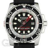 チュードル ハイドロノート 1200m 25000 ラバーストラップ TUDOR 中古 メンズ  腕時計  送料無料