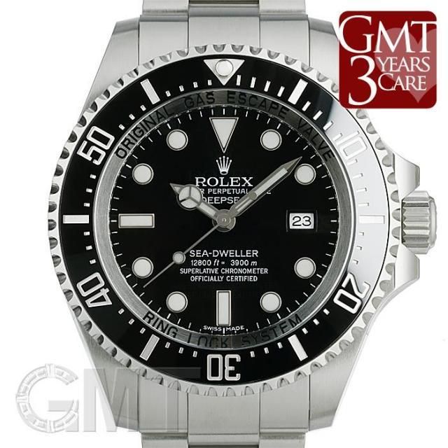ロレックス シードゥエラー ディープシー 116660 ROLEX 中古 メンズ  腕時計  送料無料  あす楽_年中無休