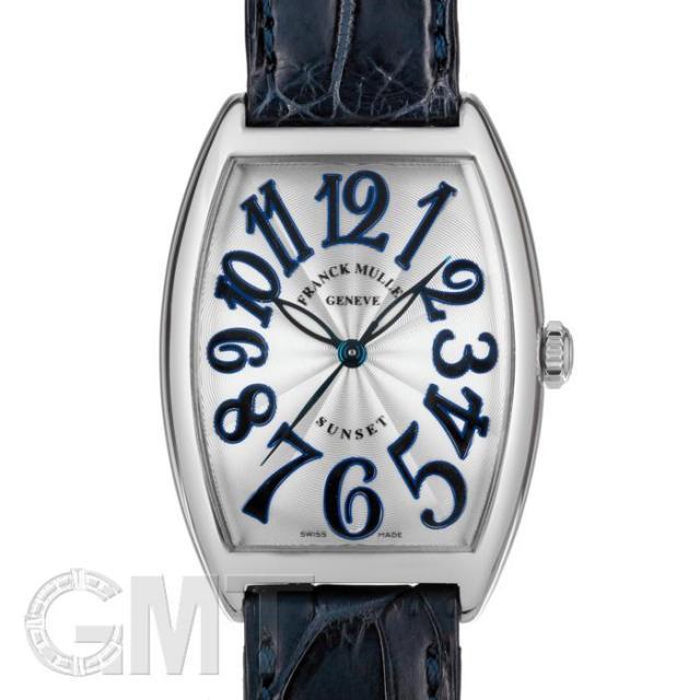 フランクミュラー トノーカーベックス サンセット 2852SCSUN AC FRANCK MULLER 中古 メンズ  腕時計