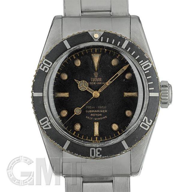 チュードル サブマリーナ 7924 ビッグクラウン TUDOR 中古 メンズ 腕時計 送料無料