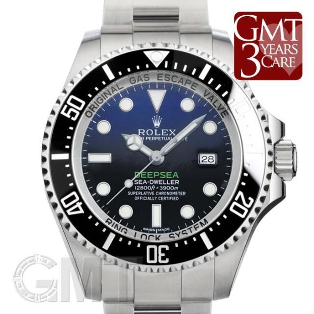 ロレックス ディープシー Dブルー 116660 ROLEX 未使用品/保護テープつき メンズ  腕時計  送料無料  あす楽_年中無休