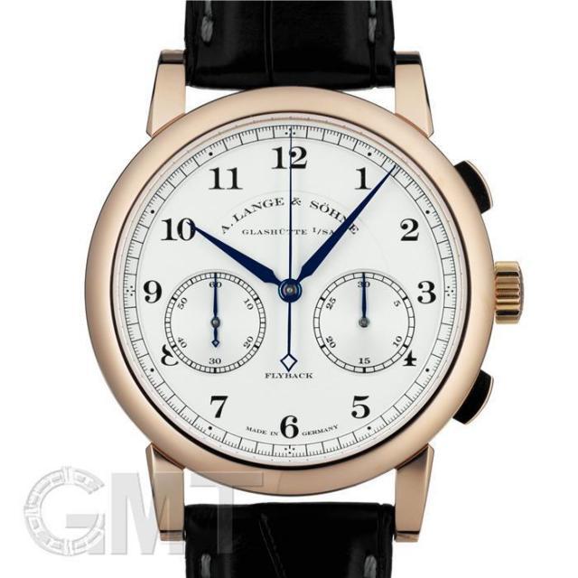 A.ランゲ&ゾーネ 1815 クロノグラフ 402.032 ピンクゴールド 中古 メンズ  腕時計  送料無料