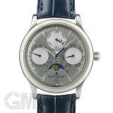 ジャガールクルト マスターコントロール パーペチュアルカレンダー 140.3.80 JAEGER LECOULTRE 中古 メンズ  腕時計  送料無料