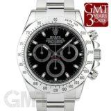 ロレックス デイトナ 116520 ブラック ROLEX 中古 メンズ  腕時計  送料無料  あす楽_年中無休