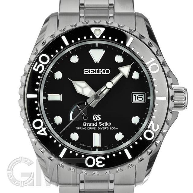 セイコー グランドセイコー スプリングドライブ ダイバーズ マスターショップ限定 SBGA029 SEIKO 中古 メンズ  腕時計  送料無料  あす楽_年中無休