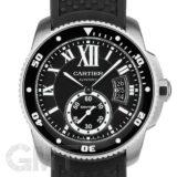 カルティエ カリブル ドゥ カルティエ ダイバー W7100056 CARTIER 中古 メンズ  腕時計  送料無料  あす楽_年中無休