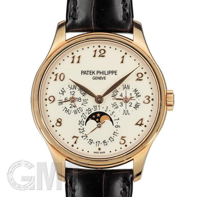 パテックフィリップ グランドコンプリケーション パーペチュアルカレンダー 5327R-001 PATEK PHILIPPE 中古 メンズ  腕時計  送料無料  あす楽_年中無休