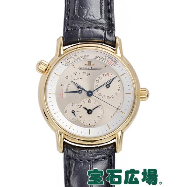ジャガー・ルクルト ジオグラフィーク 169.1.92 中古 メンズ 腕時計 送料・代引手数料無料