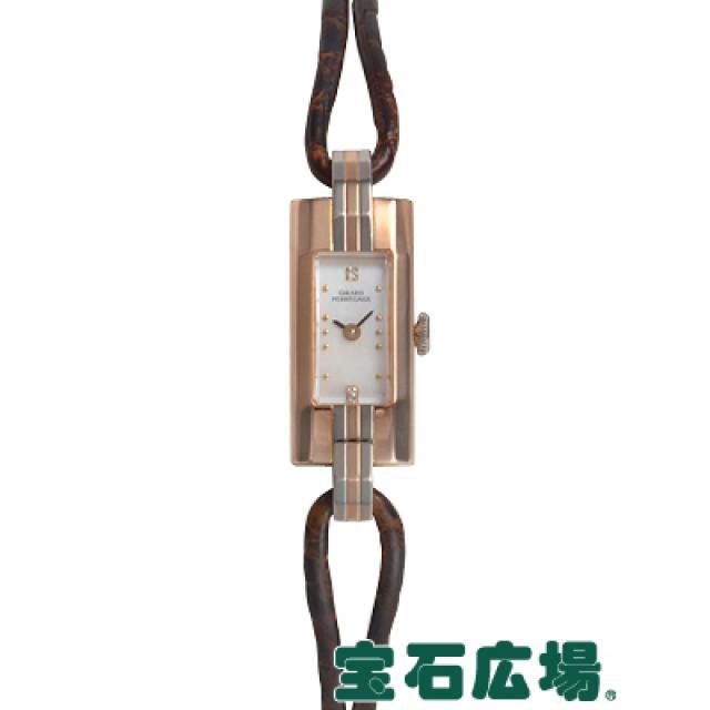 ジラール・ペルゴ ヴィンテージレディバゲット 25600.0.67.721 中古 レディース 腕時計 送料・代引手数料無料