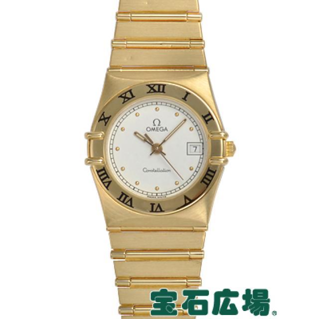 オメガ コンステレーション 中古 レディース 腕時計 送料・代引手数料無料 イエローゴールド