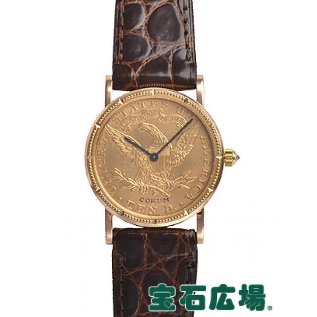 コルム コインウォッチ 中古 メンズ 腕時計