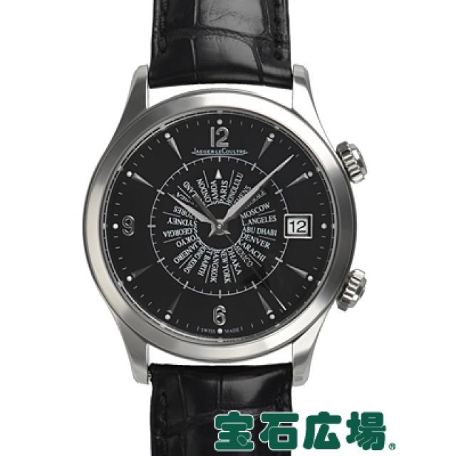 ジャガー・ルクルト マスターメモボックス インターナショナル 世界750本限定 Q1418471 中古 メンズ 腕時計