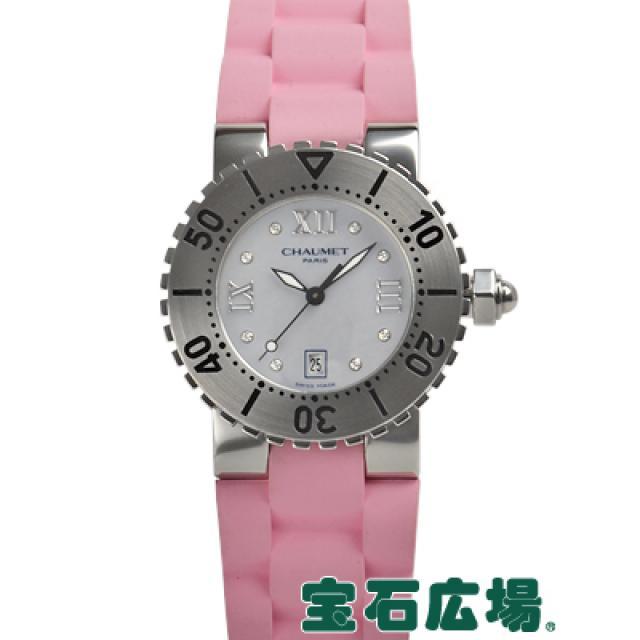 ショーメ クラスワン W0621D-94 中古 レディース 腕時計