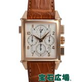 ジラール・ペルゴ ヴィンテージ1945 クロノグラフGMT 25975-52-111 中古 メンズ 腕時計