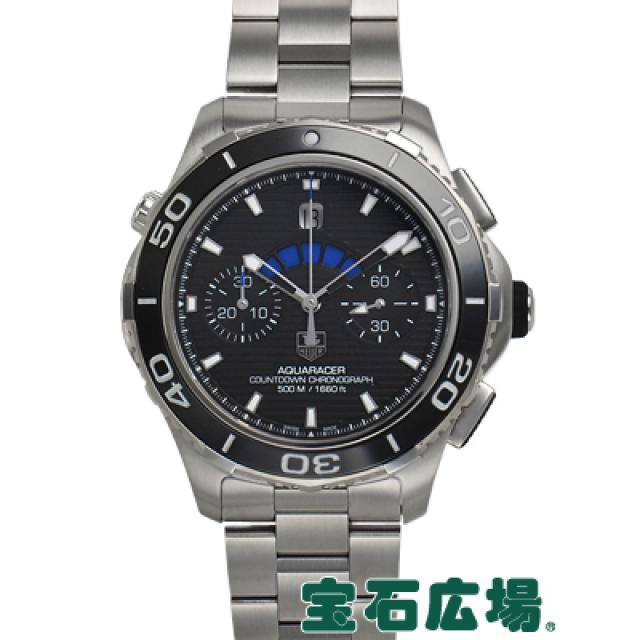 タグ・ホイヤー アクアレーサー キャリバー72 500M カウントダウン CAK211A.BA0833 中古 メンズ 腕時計