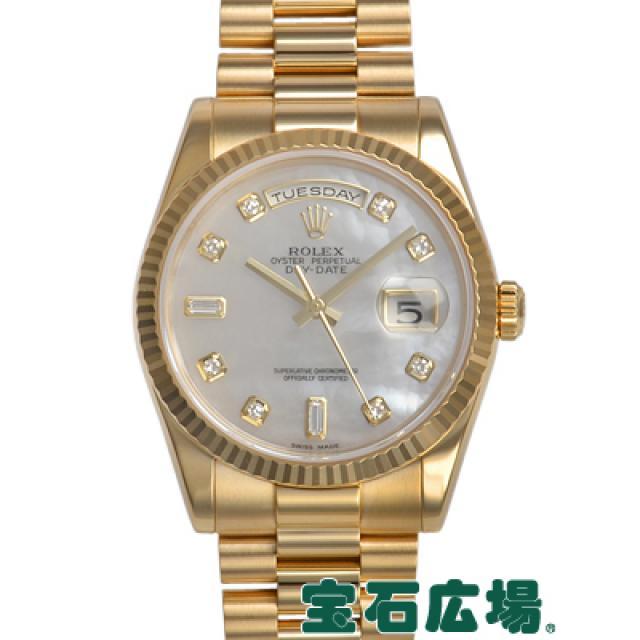 ロレックス デイデイト 118238NCA 中古 メンズ 腕時計