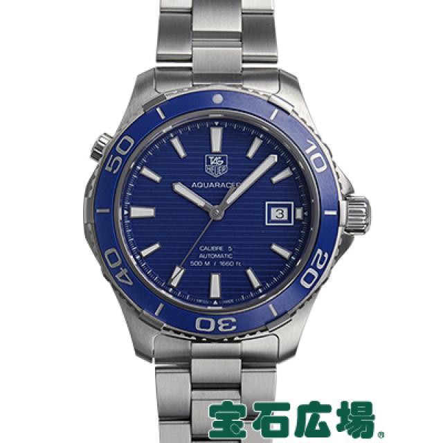 タグ・ホイヤー アクアレーサー オートマチックキャリバー5 WAK2111.BA0830 中古 メンズ 腕時計