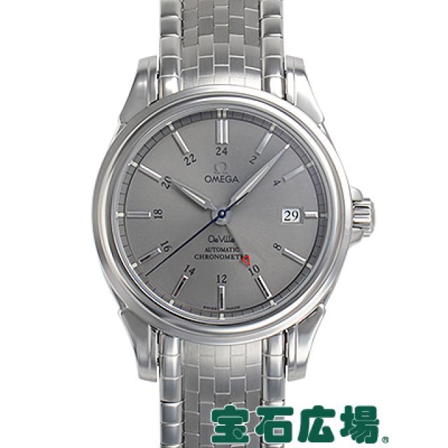 オメガ デビル コーアクシャルGMT 4533-40 中古 メンズ 腕時計 送料・代引手数料無料