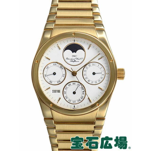 IWC インヂュニア パーペチュアルカレンダー 中古 メンズ 腕時計 送料・代引手数料無料