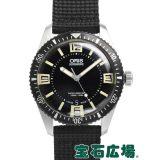 オリス ダイバース65 733 7707 4064FBK 新品 メンズ 腕時計