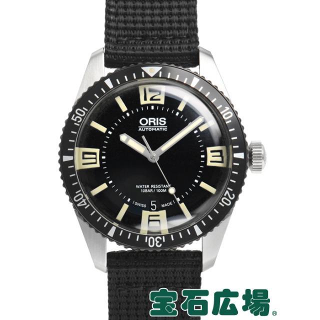 competitive price 03b31 c0c0a オリス ダイバース65 733 7707 4064FBK 新品 メンズ 腕時計 ...