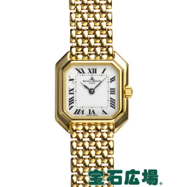ボーム&メルシエ オクタゴンケース 中古 レディース 腕時計