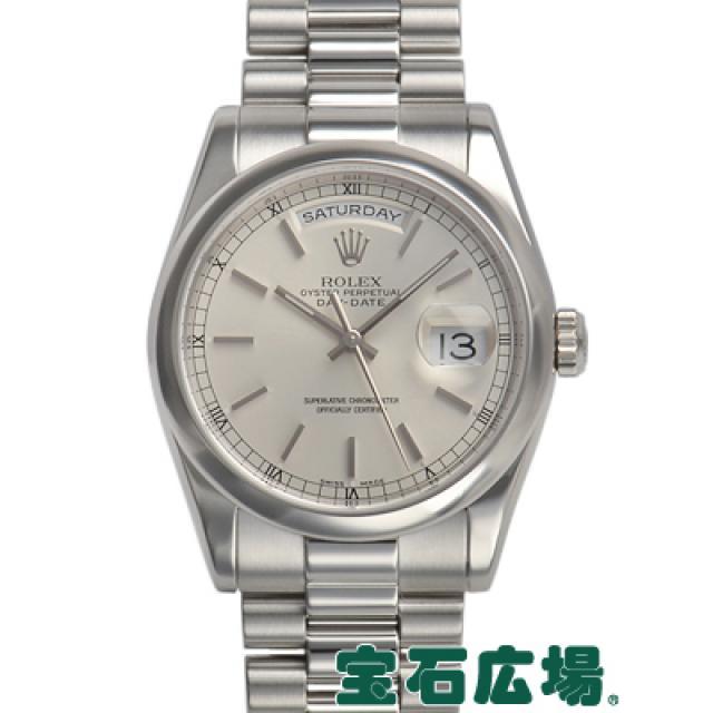 ロレックス デイデイト 118206 中古 メンズ 腕時計 送料・代引手数料無料