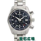 セイコー グランドセイコー スプリングドライブ クロノグラフ マスターショップ限定 SBGC007 中古 メンズ 腕時計