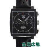 タグ・ホイヤー モナコクロノグラフ ACM ブラックスティール CAW211M.FC6324 中古 メンズ 腕時計 送料・代引手数料無料