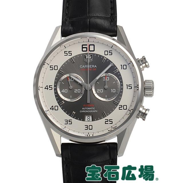 タグ・ホイヤー カレラ キャリバー36 クロノグラフフライバック CAR2B11.FC6235 中古 メンズ 腕時計