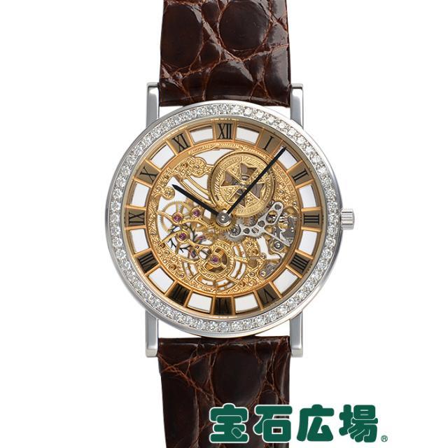 ヴァシュロン・コンスタンタン ラウンド2針 BC33615 000 95 中古 メンズ 腕時計 送料・代引手数料無料