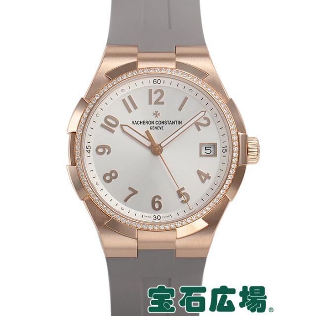 ヴァシュロン・コンスタンタン オーバーシーズ スモール 47560/000R-9672 中古 レディース 腕時計