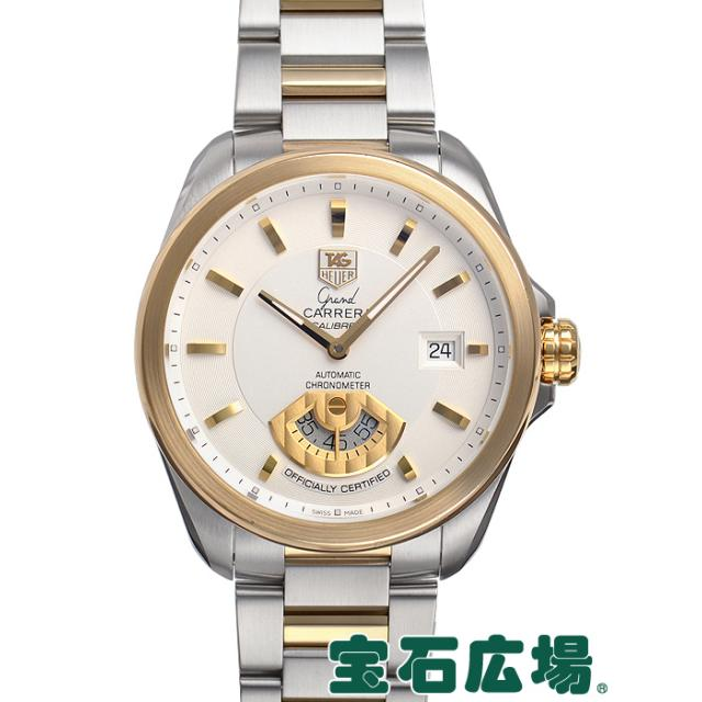 タグ・ホイヤー グランドカレラ キャリバー6 RS スチール&ゴールド WAV515B.BD0903 中古 メンズ 腕時計