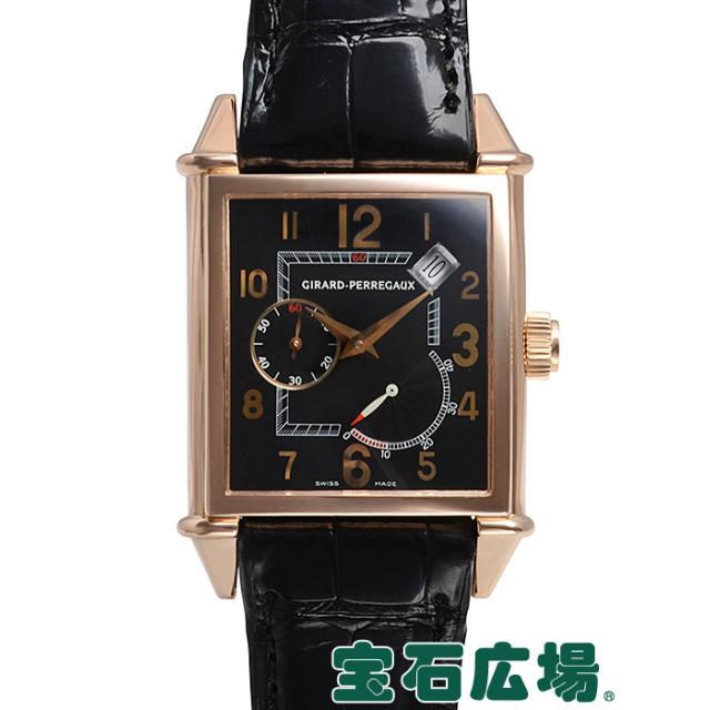 ジラール・ペルゴ ヴィンテージ1945 パワーリザーブ 25850-0-52-6456 中古 メンズ 腕時計 送料・代引手数料無料