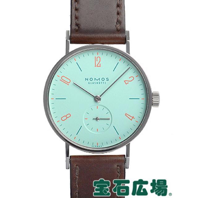 ノモス カラータンジェント 日本限定30本 TN1A1W2FLD 中古 ユニセックス 腕時計