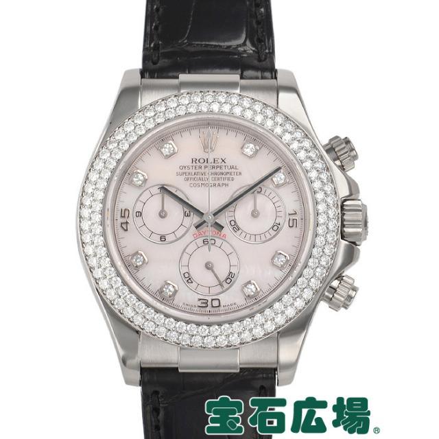 ロレックス デイトナ 116589RBR 中古 メンズ 腕時計