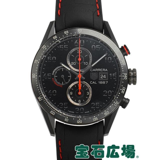 タグ・ホイヤー カレラ1887 クロノグラフ レーシング CAR2A80.FC6237 中古 メンズ 腕時計