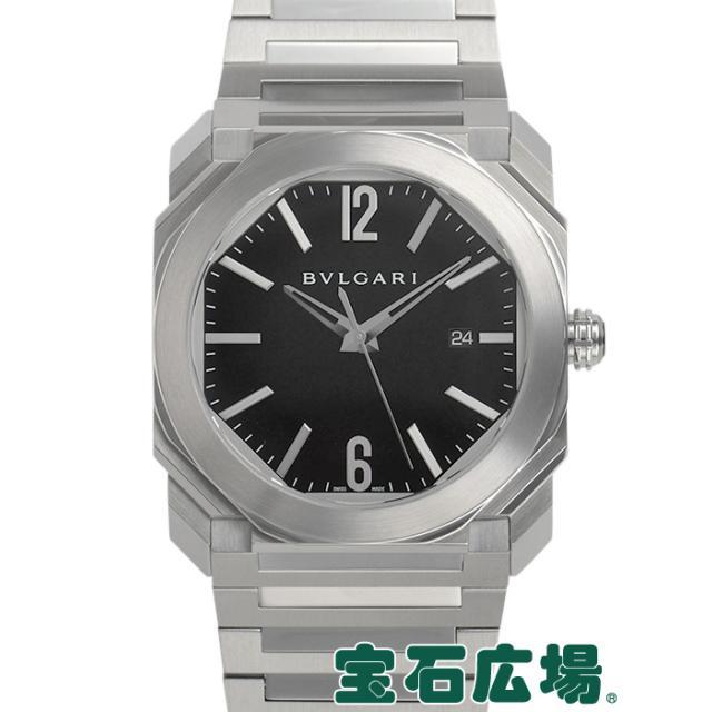 ブルガリ オクト BGO41BSSD 中古 メンズ 腕時計 送料・代引手数料無料