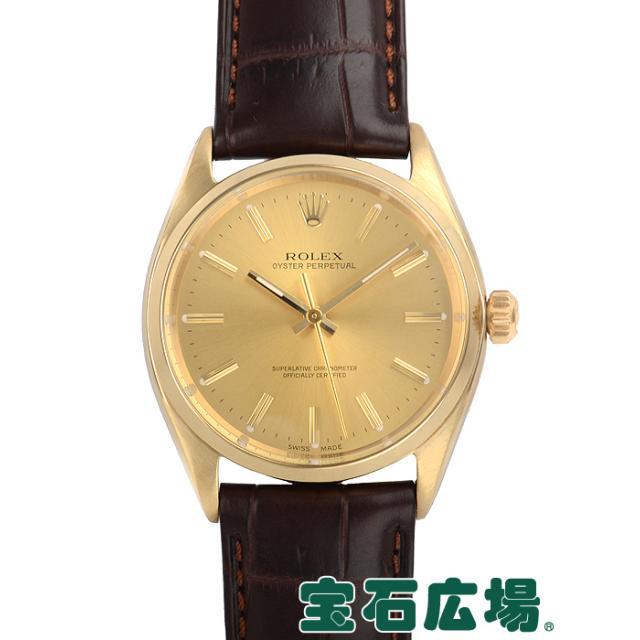 ロレックス オイスターパーペチュアル 1002/7 中古 メンズ 腕時計