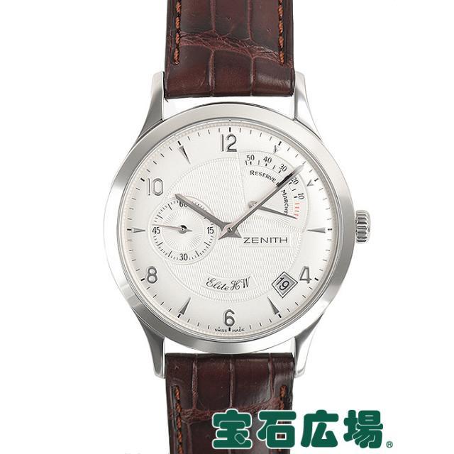 ゼニス クラスエリートHW パワーリザーブ 01.1125.655/01 中古 メンズ 腕時計