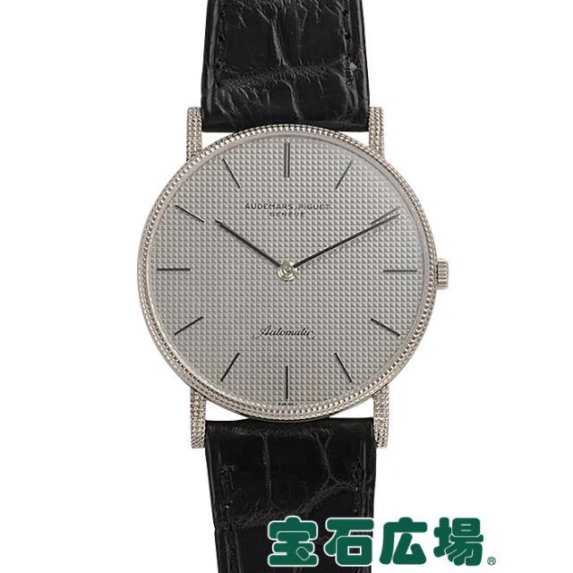 オーデマ・ピゲ ラウンド 2針 中古 メンズ 腕時計
