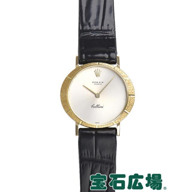 ロレックス チェリーニ 3879/8 中古 レディース 腕時計
