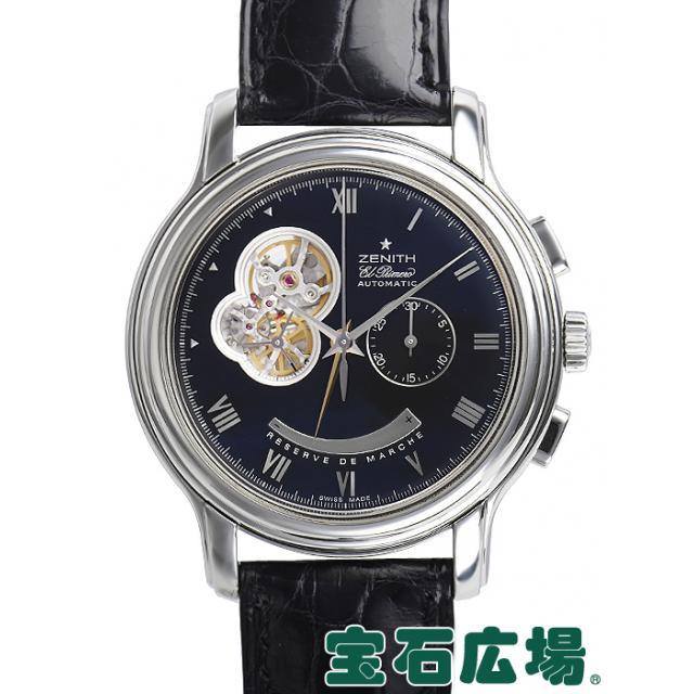 ゼニス クロノマスター XXTオープン 03.1260.4021/21.C505 中古 メンズ 腕時計